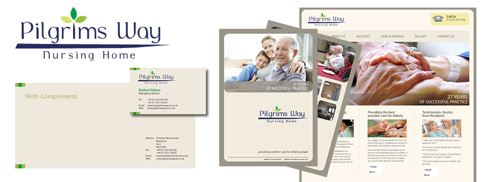 Nursing Home Branding