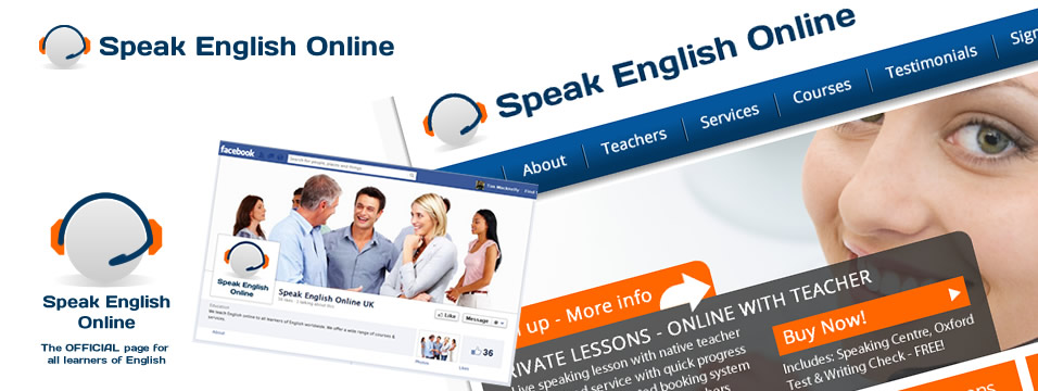 Language School Branding